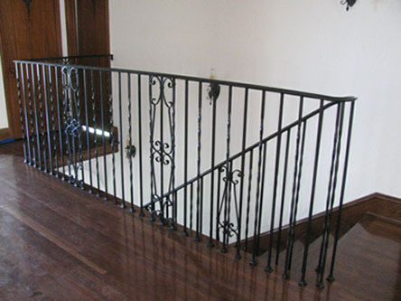 Los angeles wrought iron spiral wrought iron spiral - Spiral staircase wrought iron ...