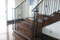Wrought Iron Spiral Staircases and Balcony Railings