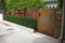 Steel Walkway Gates and Wrought Iron Walkway Gates