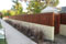 Wood Fencing and Steel Fencing